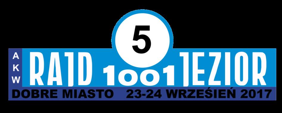 5Rajd1001jezior_logo80